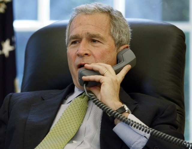 George W. Bush chce jeszcze przed zakończeniem swojej kadencji podpisać z Polską umowę o instalacji elementów tarczy na naszym terytorium