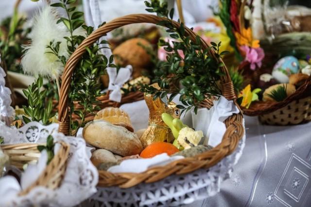 Podczas obchodów Triduum Paschalnego nie poświęcimy pokarmów w kościołach, nie będzie też grobów.