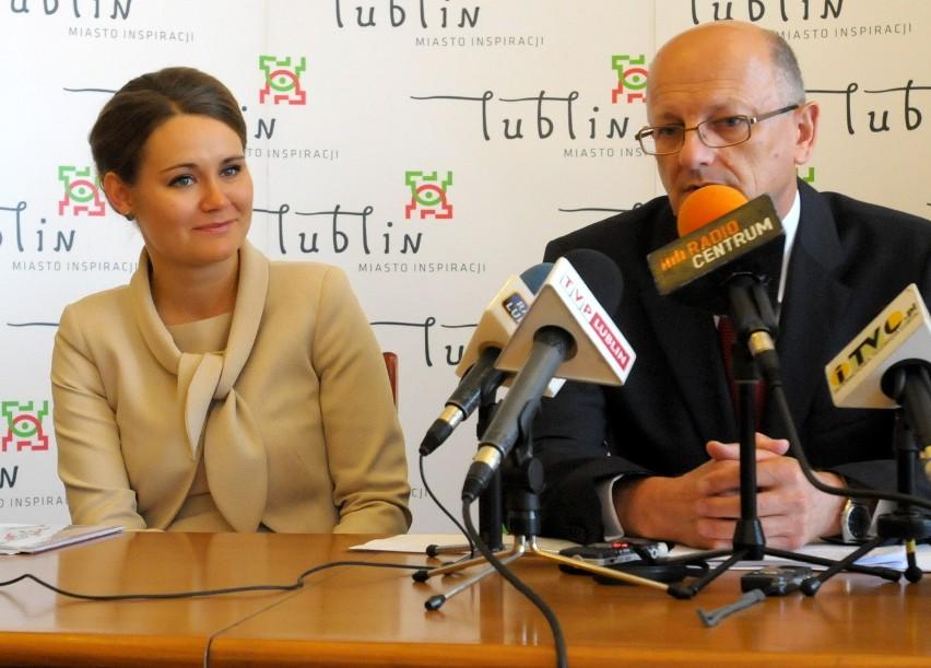Katarzyna Mieczkowska-Czerniak i Krzysztof Żuk
