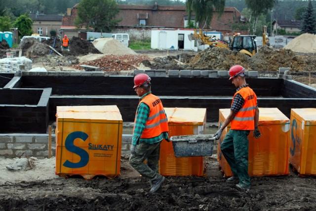 ZKZL buduje na poznańskiej Głuszynie bloki