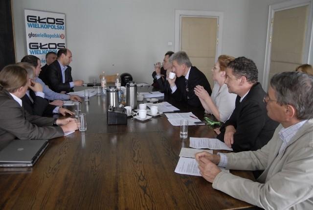 Prezydent, radni i urzędnicy zastanawiają się, jak ratować finanse miasta