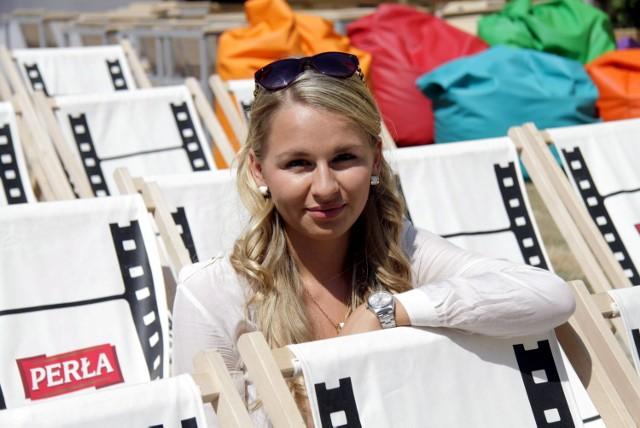 Izabela Budryn, szefowa fundacji ArtLink