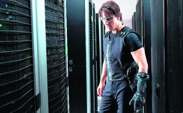 Świat światem, ale liczy się tylko Tom Cruise...