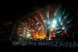 Sylwester w Warszawie. Na błoniach Stadionu Narodowego bawiło się sto dwadzieścia tysięcy osób
