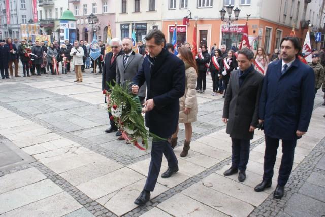75. rocznica zakończenia okupacji niemieckiej w Kaliszu