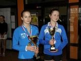 Tenis: poznaniacy pięć razy na podium młodzieżowych mistrzostw Polski
