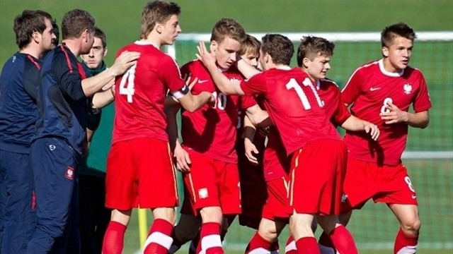 Młodzi piłkarze Lecha Poznań stanowią ważny element kadry Polski do lat 17.