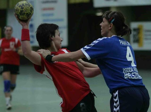 Piłkarki ręczne Zgody i Sośnicy zagrają w Gliwicach