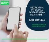 Bezpłatna infolinia dla kobiet potrzebujących wsparcia także w Zgorzelcu