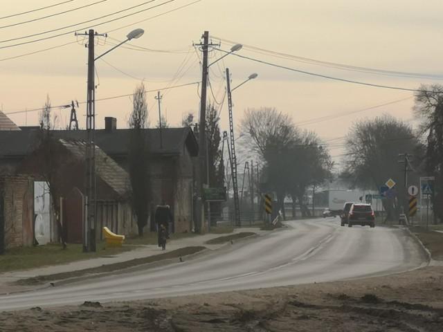 Budowa ścieżki rowerowej przy ulicy Lwóweckiej