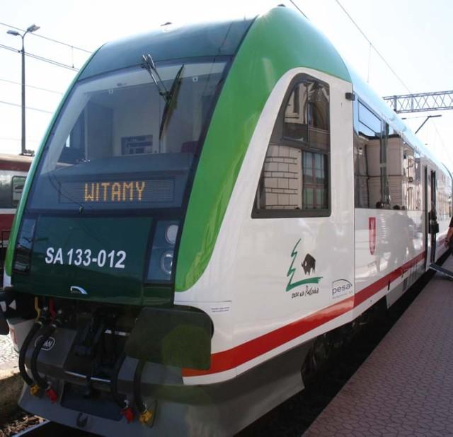 Pątników na Grabarkę dowiezie sześć dodatkowych par pociągów