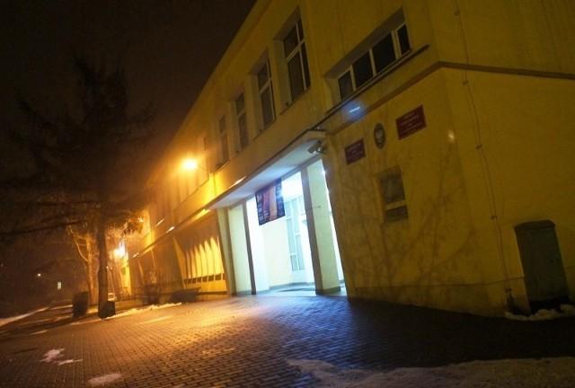Gimnazjum nr 2 w Puszczykowie - to w tej szkole Michał przeżywał upokorzenia, które popchnęły go do samobójstwa.