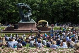 Koncerty Chopinowskie 2019 Program Koncertów W łazienkach