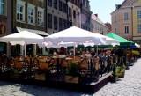 Poznań: Ogródki letnie będzie można ustawiać już za tydzień. Ale czy zima pozwoli?