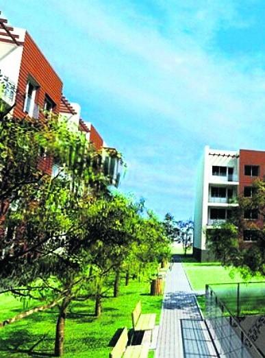 Takie będą nowe domy dla wysiedlonych mieszkańców Karbia