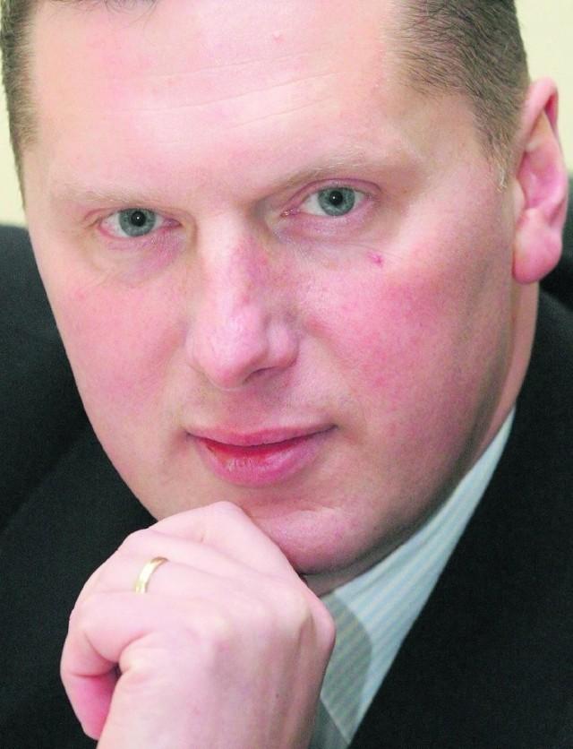 Remigiusz Dróżdż, prezes zarządu Polskiej Izby Turystyki Oddział Pomorski w Gdańsku