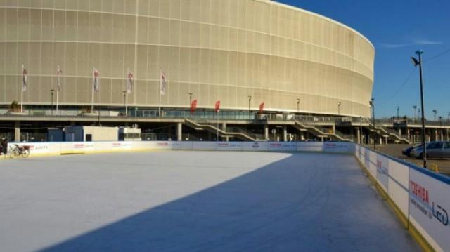 Lodowisko przy Stadionie Miejskim