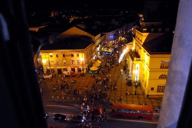 Noc Kultury przyciąga zawsze tłumy mieszkańców