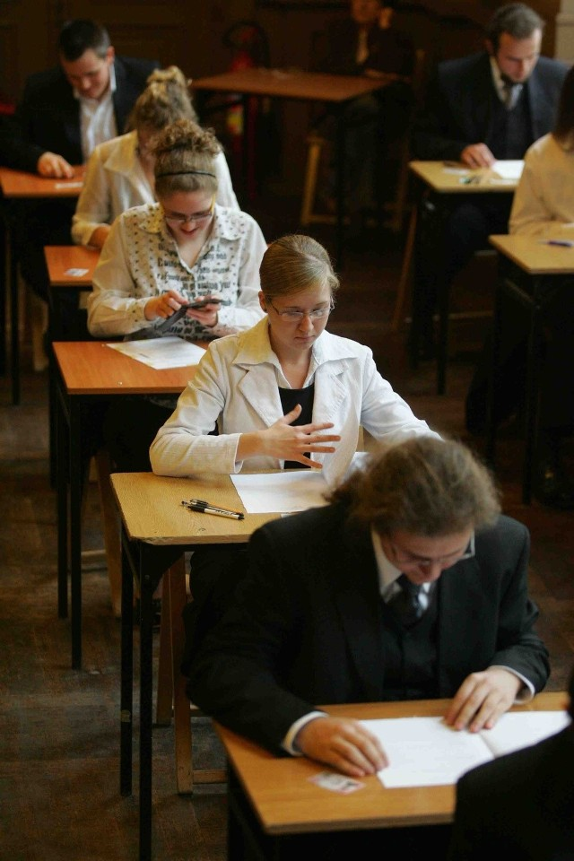 Maturę w regionie będzie pisać ponad 52 tys. absolwentów