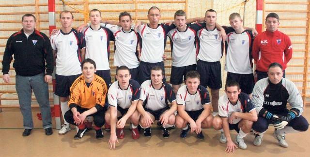 Zawodnicy MCKS-u Czeladź swój występ w turnieju zakończyli na półfinałowej porażce z Przemszą