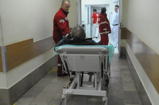 W woj. lubelskim  działa obecnie 18 szpitalnych oddziałów ratunkowych