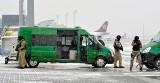 Lotnisko w Rębiechowie: Straż Graniczna ma nowy pirotechniczny ambulans antyterrorystyczny ZDJĘCIA