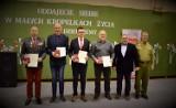Powiatowe spotkanie z okazji obchodów 100-Lecia PCK w Starzynie: podziękowania i odznaczenia dla honorowych krwiodawców | ZDJĘCIA, WIDEO