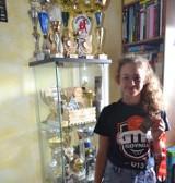 Weronika z Pruszcza lubi wygrywać. Koszykówka to jej pasja