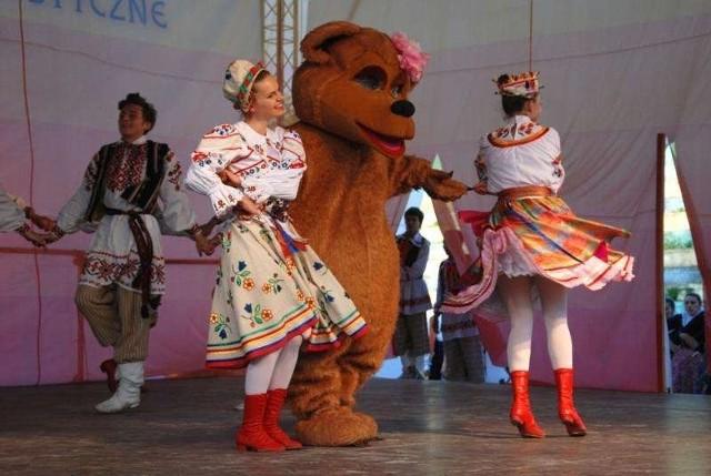 "Pełen humoru ""Chabarok"" z Białorusi"