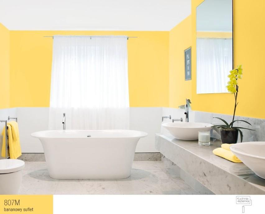 łazienka W Ciepłych Kolorach 4 Inspirujące Aranżacje
