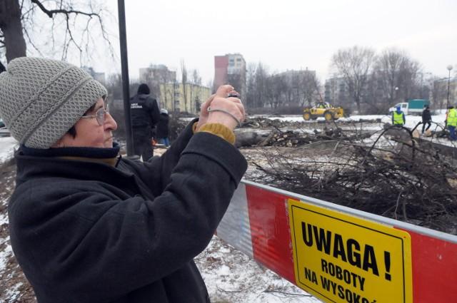 Miasto nie chce dopuścić do zabudowy skweru przy Walecznych