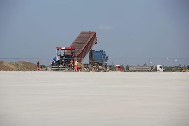 Budowa lotniska w Świdniku