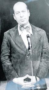 Andrzej Waligórski pisał spod palca, ale kładł dowcipy