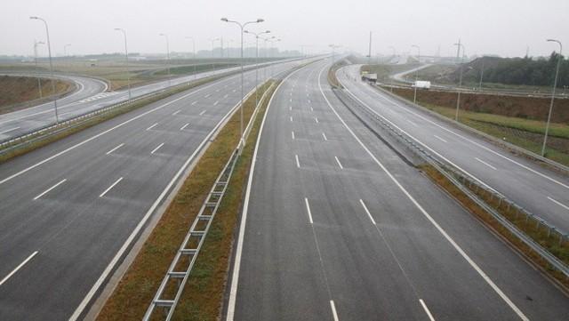 Odcinek A1 z Maciejowa do Sośnicy