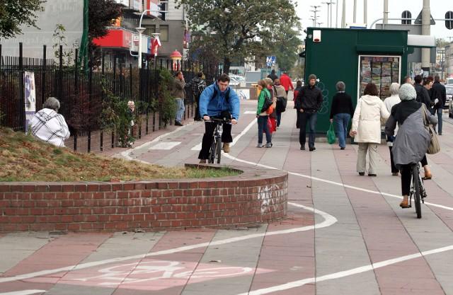 Wkrótce na ulicach Łodzi pojawią się kolejne udogodnienia dla rowerzystów
