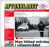 Mieszkaniec Turku zastrzelony w Szwecji
