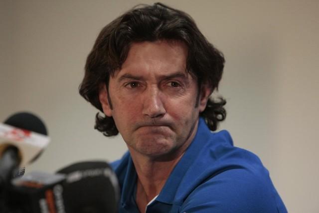 Jose Maria Bakero, wierzy, że to, co robi, jest dobre dla Lecha