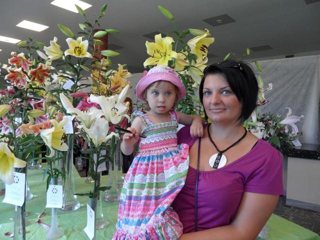 Wystawa lilii w Rybniku