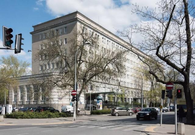 Urząd dzielnicy Praga Północ