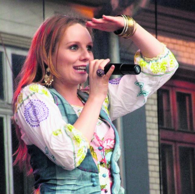 Ewelina Flinta nie wierzyła, że na jej koncert przyszły tłumy