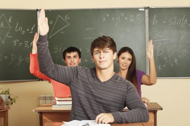 Przez niż demograficzny w części szkół jest ledwie kilka klas