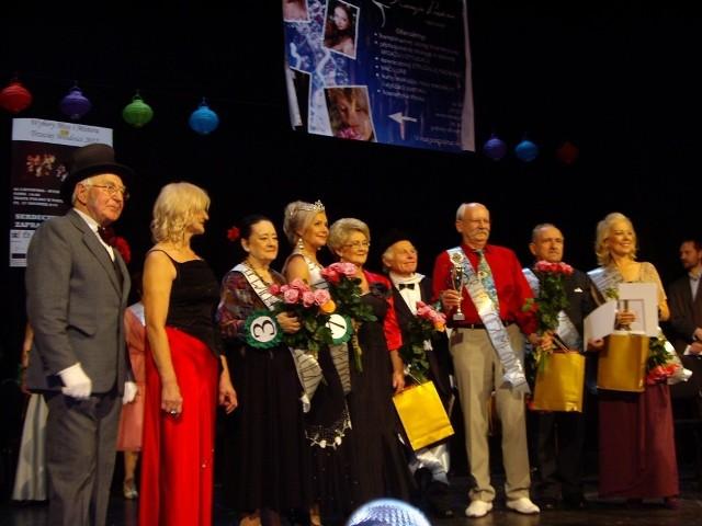 20 listopada seniorzy wybrali spośród siebie Miss i Mistera Wielkopolski 2012