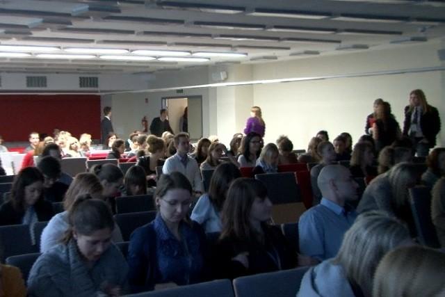 Konferencja dla studentów stomatologii w Łodzi
