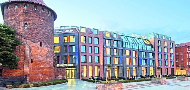 Hotel Hilton w Gdańsku