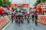 Wielkie kolarskie ściganie w Białymstoku