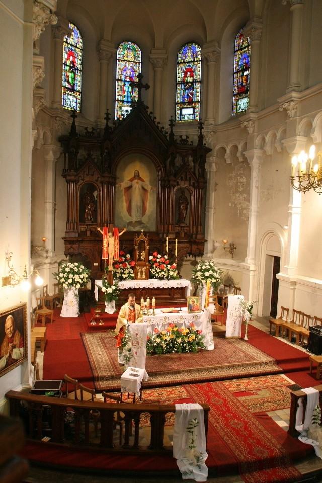 Rekolekcje będą się odbywały w kościele przy Sienkiewicza