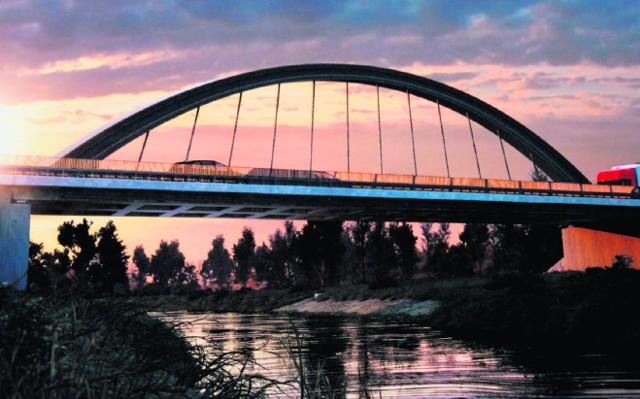 Tak będzie wyglądał nowy most nad Przemszą w Chełmku. Gotowy będzie za ponad rok.