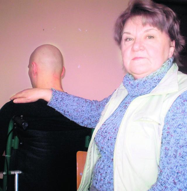 Janina Radko pomogła już przeszło 150 nieuleczalnie chorym osobom z Chrzanowa