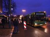 Poznań: Przystanki na Kaponierze już normalnie