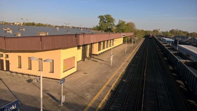 Obecny dworzec w Bielsku Podlaskim jest praktycznie opuszczony, ale jego stan techniczny jest całkiem dobry